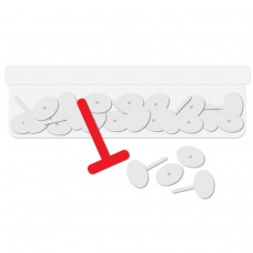 Name Label Taggit pins